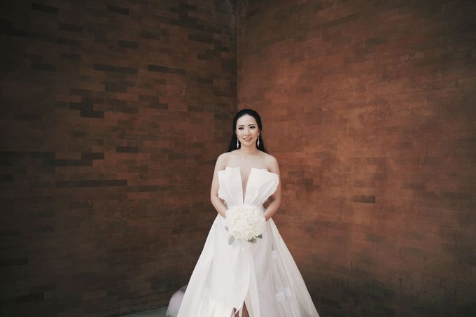 The Wedding of Evan & Evelyn by Wong Hang Distinguished Tailor - 003