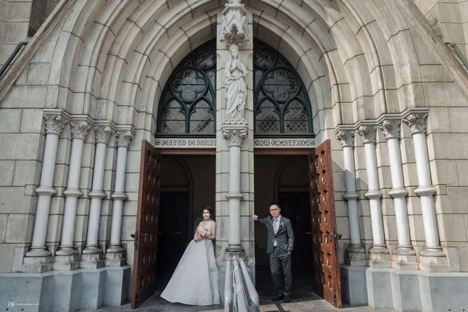 27.06.2018 - The Wedding Of Asen & Natalia by Sugarbee Wedding Organizer - 005