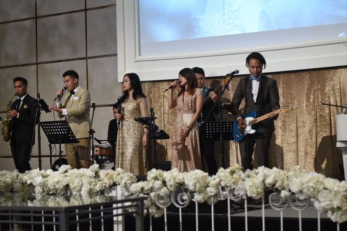 The Wedding Of Iswara & Evelin by Venus Entertainment - 005