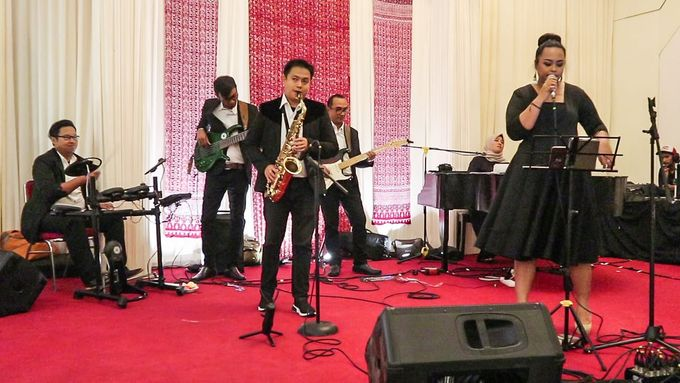WEDDING FULL BAND by Sony Entertainment Bogor - 005