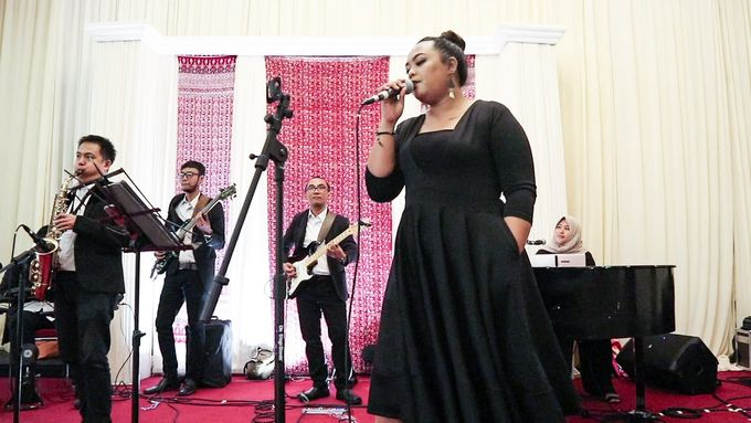 WEDDING FULL BAND by Sony Entertainment Bogor - 003