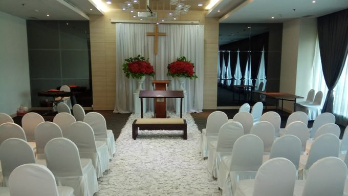 The Wedding of  Erick & Cyndi by JS Wedding Planner Organizer and Entertainment - 012