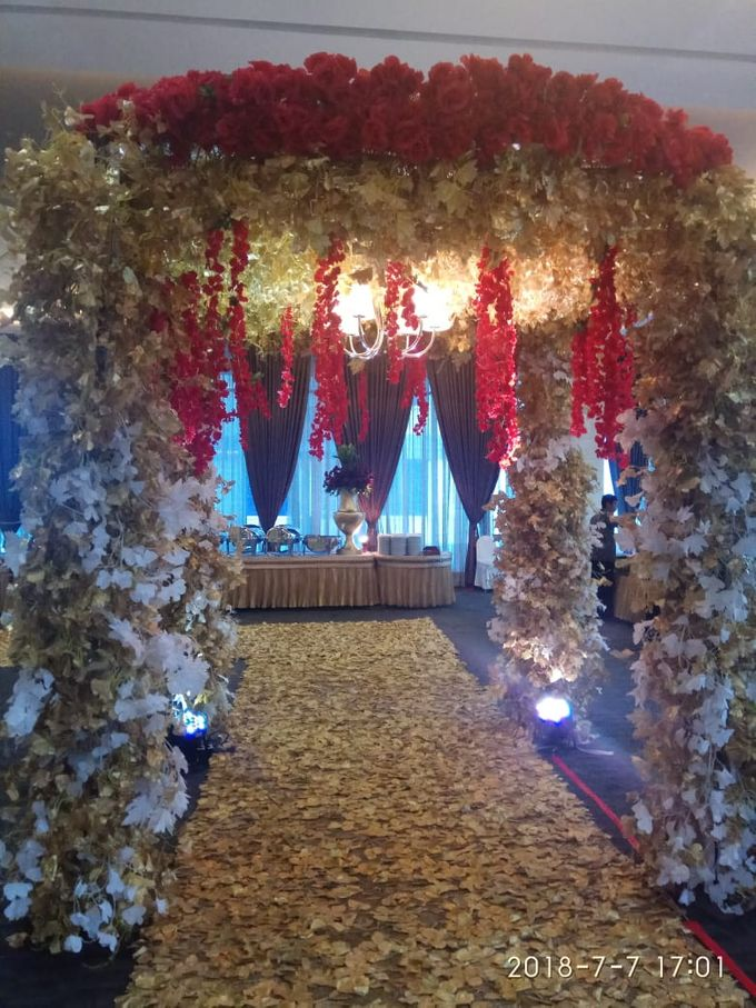 The Wedding of  Erick & Cyndi by JS Wedding Planner Organizer and Entertainment - 013