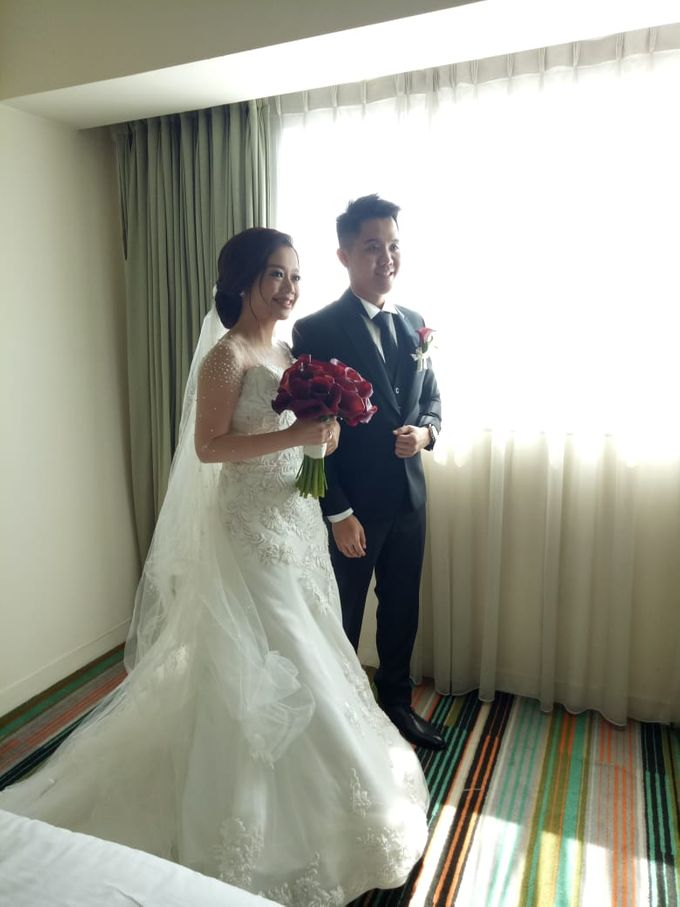 The Wedding of  Erick & Cyndi by JS Wedding Planner Organizer and Entertainment - 002