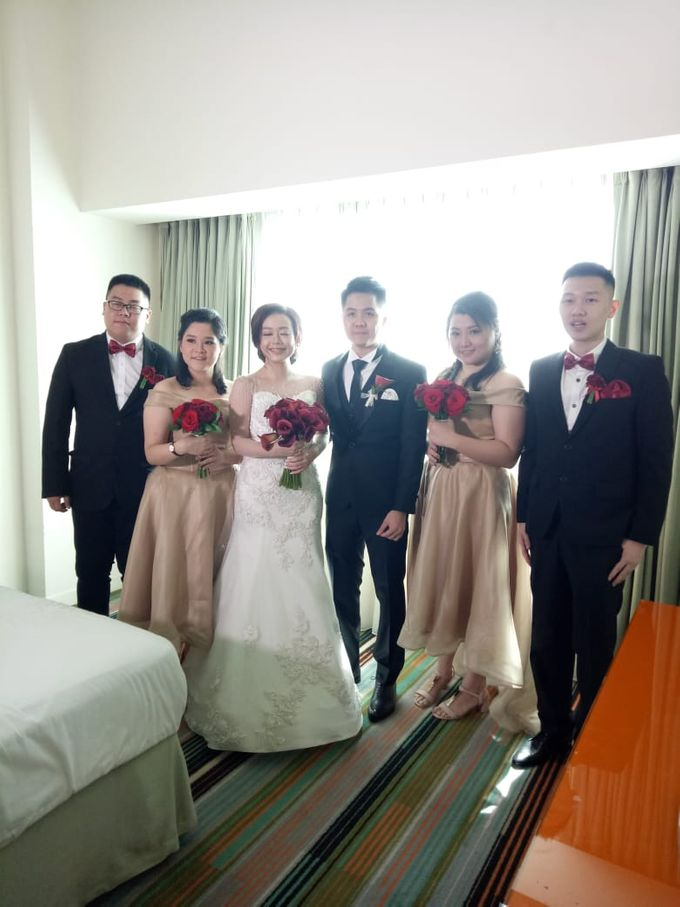 The Wedding of  Erick & Cyndi by JS Wedding Planner Organizer and Entertainment - 001