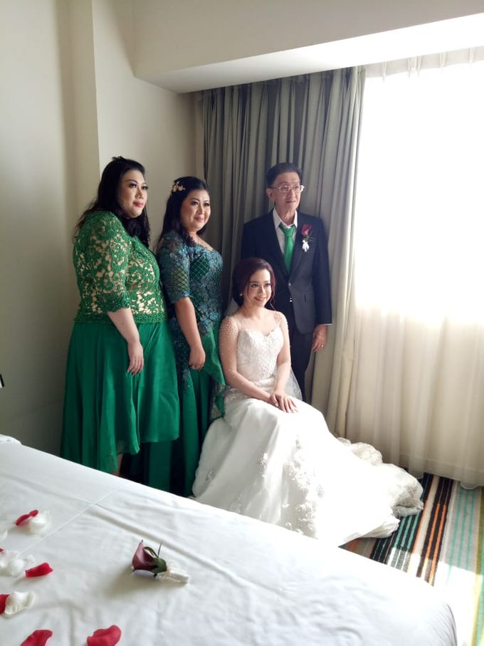 The Wedding of  Erick & Cyndi by JS Wedding Planner Organizer and Entertainment - 006
