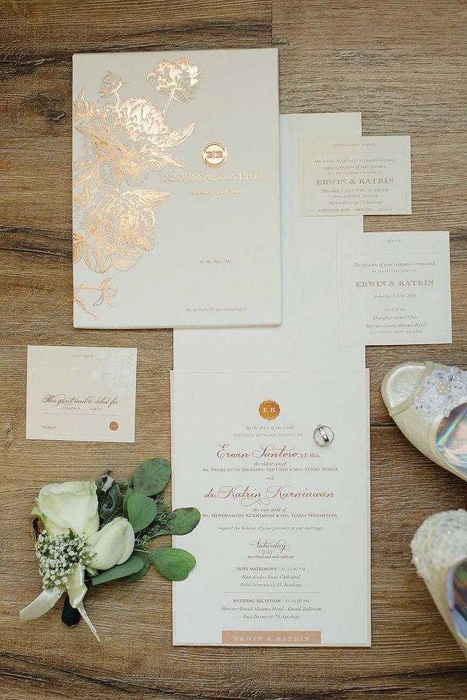 Wedding Of Erwin & Katrin by All Occasions Wedding Planner - 012