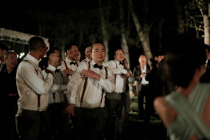 Eliza & Steven Wedding At PineHill Cibodas by Pine Hill Cibodas - 002
