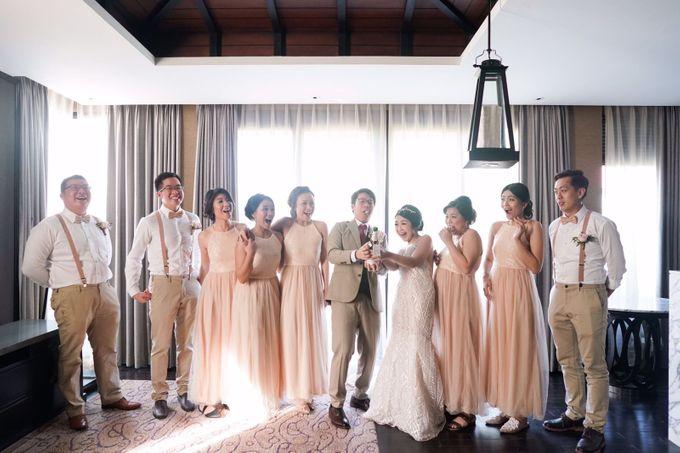 Tania & Ayron by The Sakala Resort Bali - 014