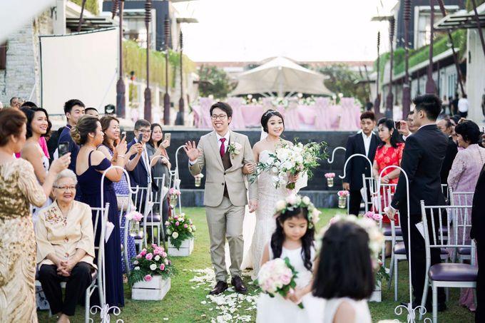 Tania & Ayron by The Sakala Resort Bali - 019