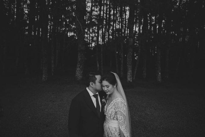 Eliza & Steven Wedding At PineHill Cibodas by Pine Hill Cibodas - 021