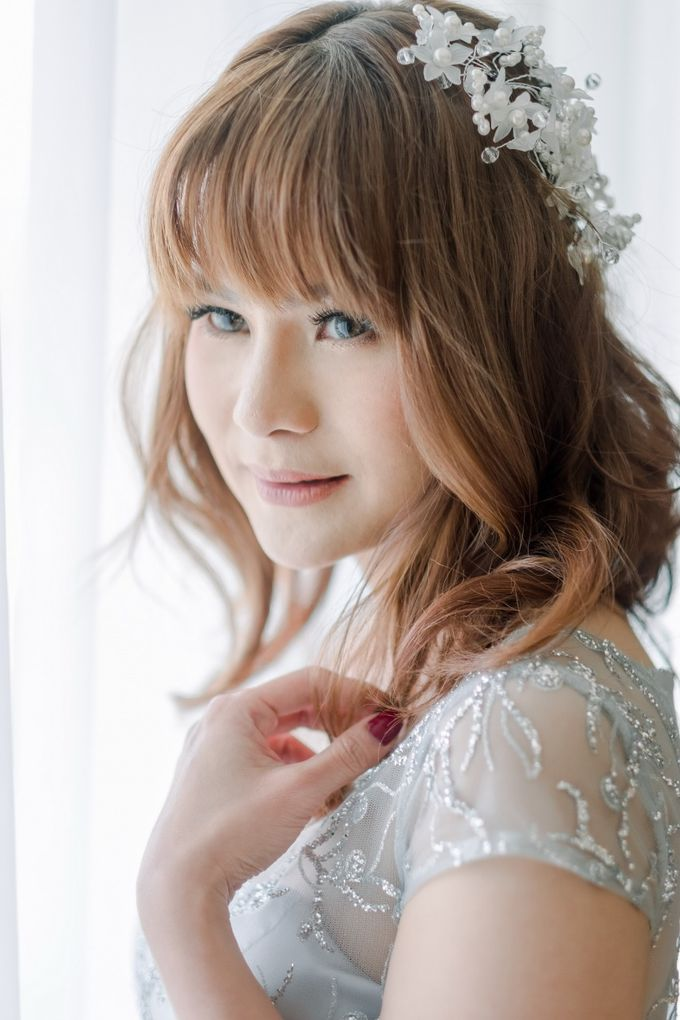 Wedding, Prewedding by CHERIS'H makeup artist - 009