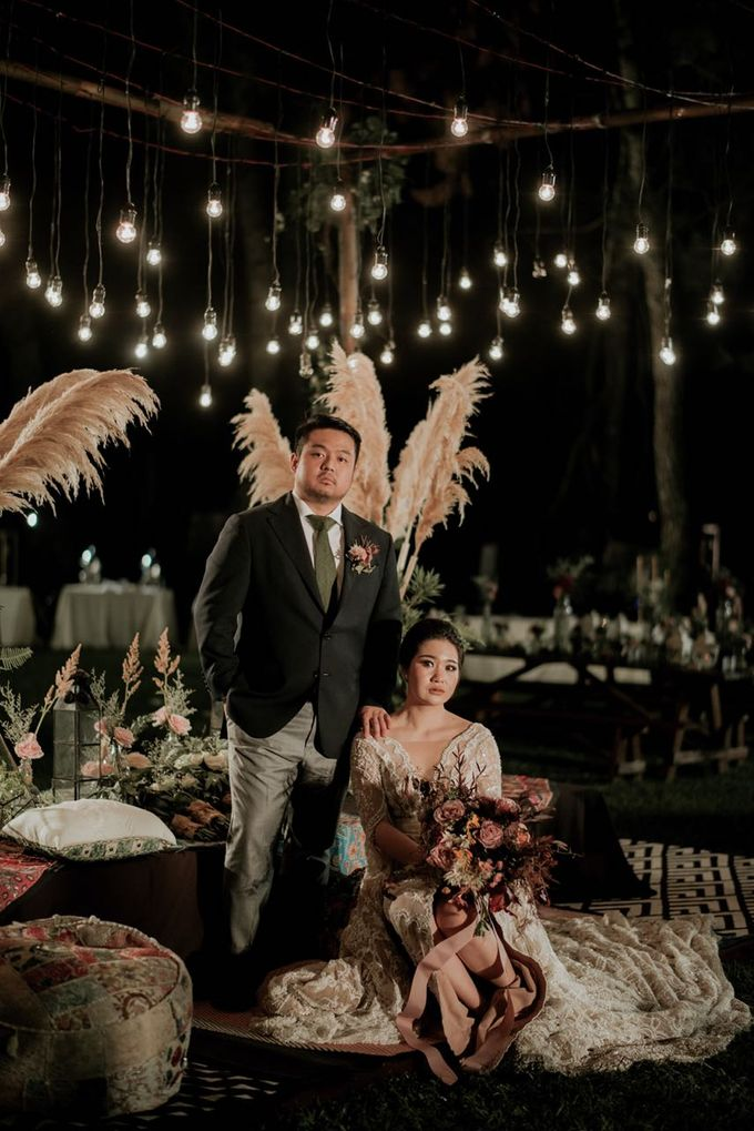 Eliza & Steven Wedding At PineHill Cibodas by Pine Hill Cibodas - 011