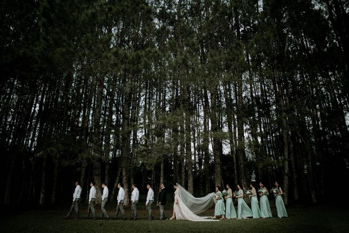 Eliza & Steven Wedding At PineHill Cibodas by Pine Hill Cibodas - 012