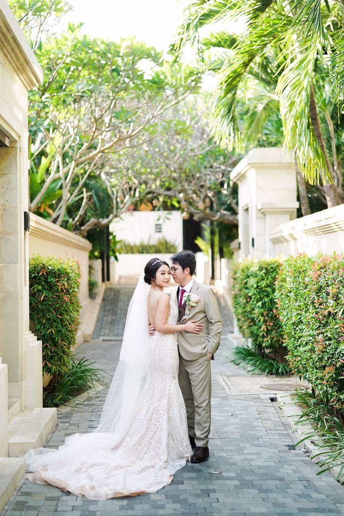 Tania & Ayron by The Sakala Resort Bali - 017