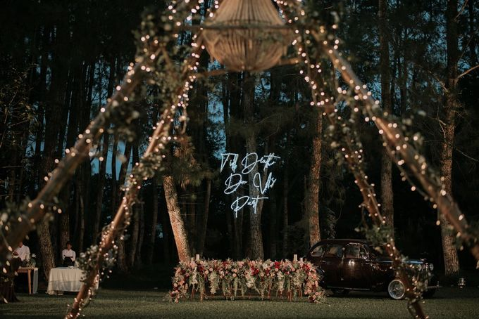 Eliza & Steven Wedding At PineHill Cibodas by Pine Hill Cibodas - 026