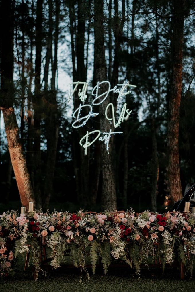 Eliza & Steven Wedding At PineHill Cibodas by Pine Hill Cibodas - 009