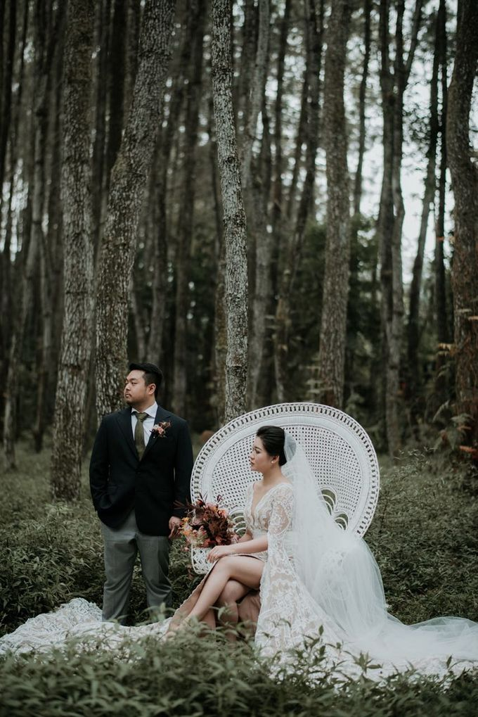 Eliza & Steven Wedding At PineHill Cibodas by Pine Hill Cibodas - 016