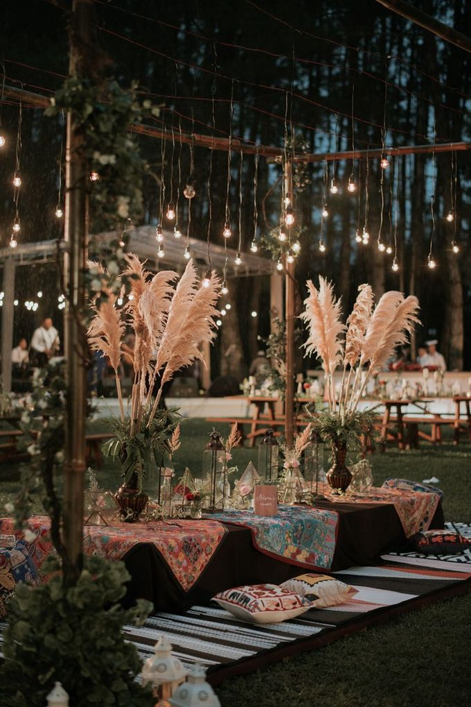 Eliza & Steven Wedding At PineHill Cibodas by Pine Hill Cibodas - 006