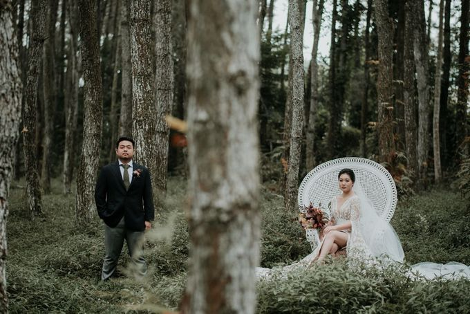 Eliza & Steven Wedding At PineHill Cibodas by Pine Hill Cibodas - 027