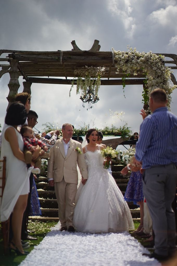 MIKE & ESTHER WEDDING by Visesa Ubud - 004