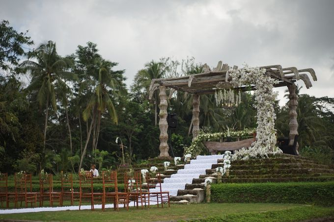 MIKE & ESTHER WEDDING by Visesa Ubud - 005