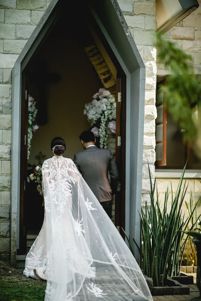The Wedding Of Grant & Inggrid by 24k Organizer - 003