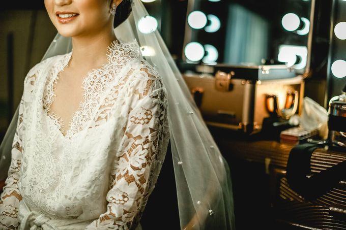 The Wedding Of Grant & Inggrid by 24k Organizer - 005