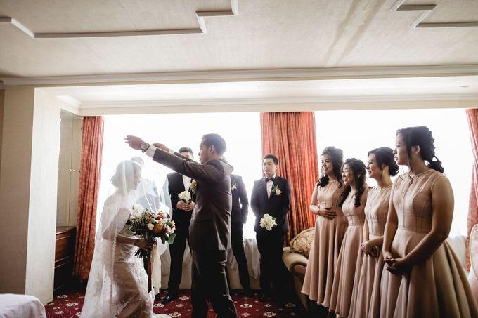 The Wedding Of Grant & Inggrid by 24k Organizer - 002