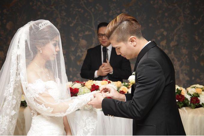 The Wedding Of Yoris & Patricia - 19.05.2018 by Sugarbee Wedding Organizer - 001