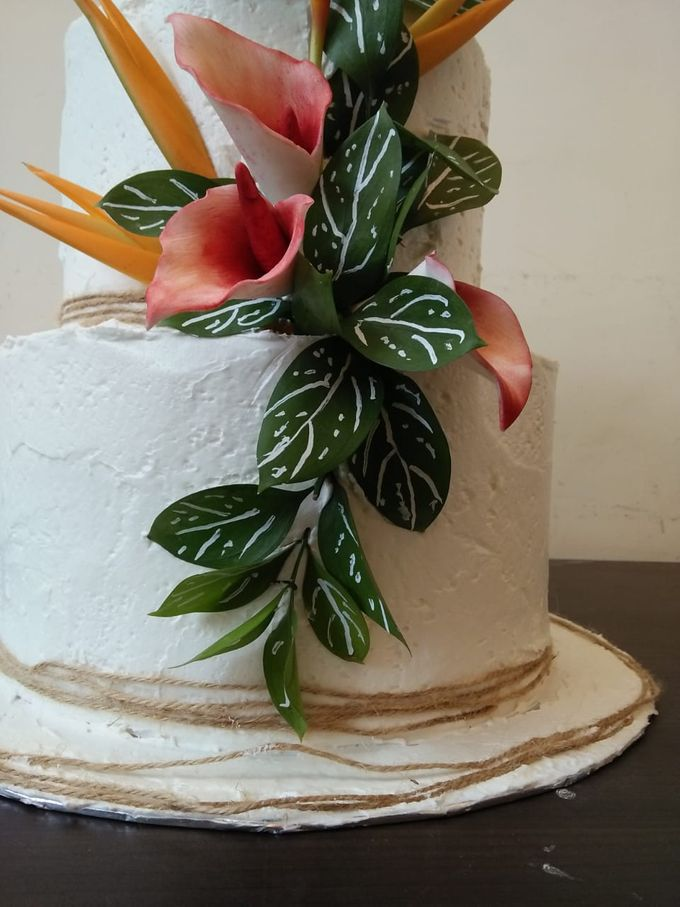 The Tropical Wedding Cake by Sugaria cake - 003