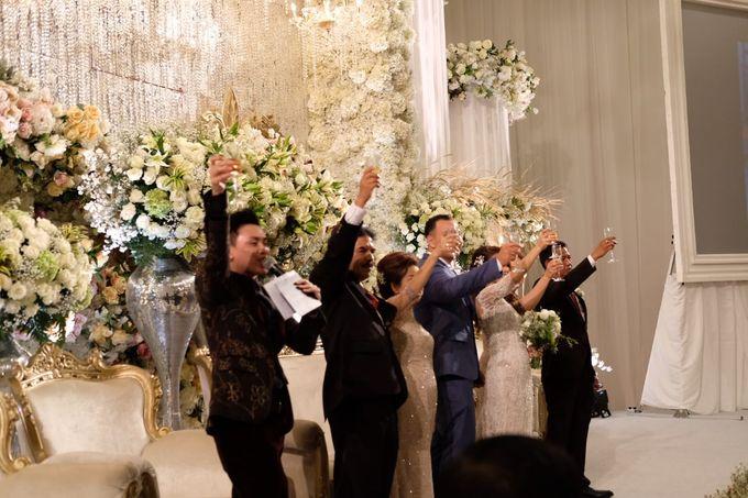 The Wedding Of Donny & Ellen by Venus Entertainment - 006