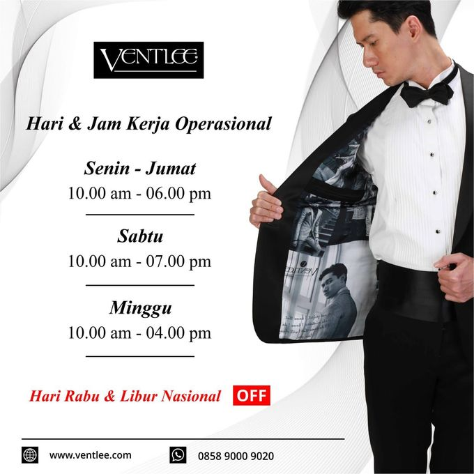 Mr Ernest ( Putra Anne Avantie ) by Ventlee Groom Centre - 008