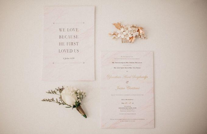 08.08.18 - The Wedding Of Yonathan & Jessica by Sugarbee Wedding Organizer - 007