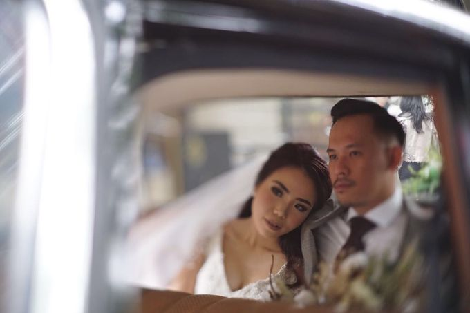 Intimate Wedding - Alpha & Calista by AB Photographs - 002