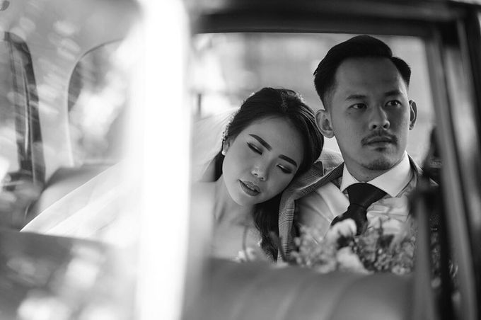 Intimate Wedding - Alpha & Calista by AB Photographs - 014