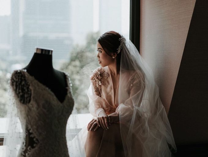 Intimate Wedding - Alpha & Calista by AB Photographs - 015