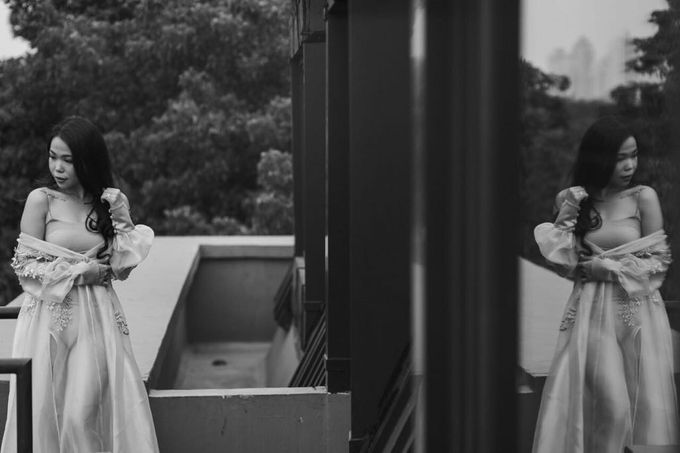 Intimate Wedding - Alpha & Calista by AB Photographs - 019