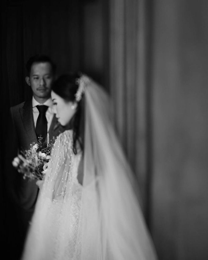 Intimate Wedding - Alpha & Calista by AB Photographs - 031