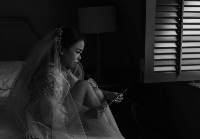 Intimate Wedding - Alpha & Calista by AB Photographs - 039