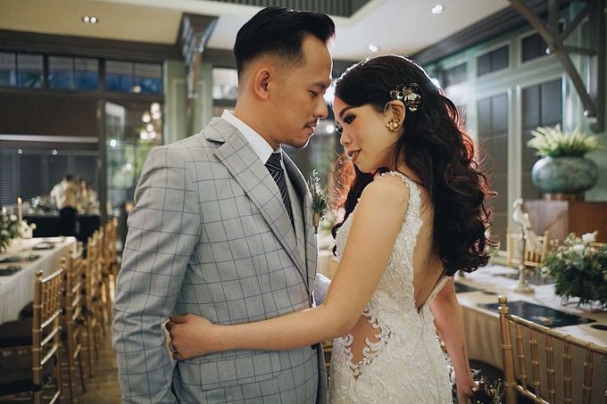 Intimate Wedding - Alpha & Calista by AB Photographs - 041