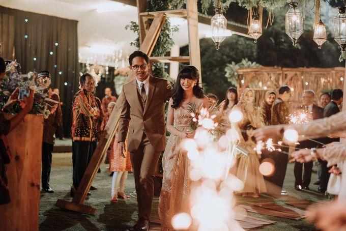 WEDDING PARTY BIMO & AYU by BUKIT DARMO GOLF SURABAYA - 008