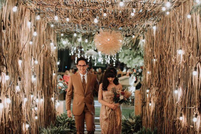 WEDDING PARTY BIMO & AYU by BUKIT DARMO GOLF SURABAYA - 017