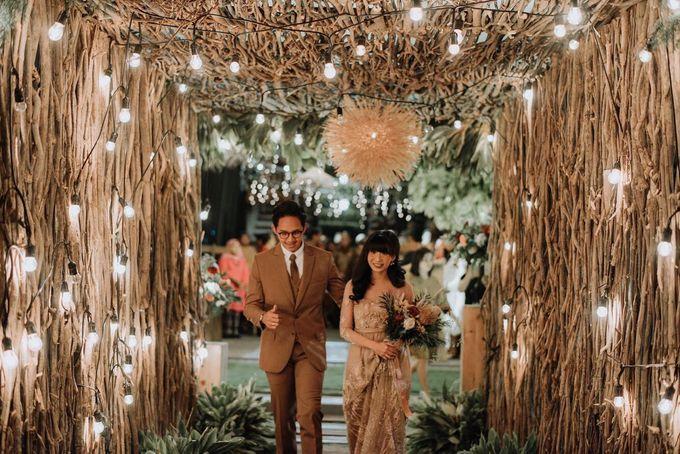 WEDDING PARTY BIMO & AYU by BUKIT DARMO GOLF SURABAYA - 018