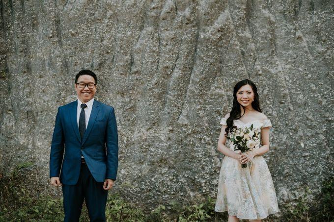 Wedding, Prewedding by CHERIS'H makeup artist - 005