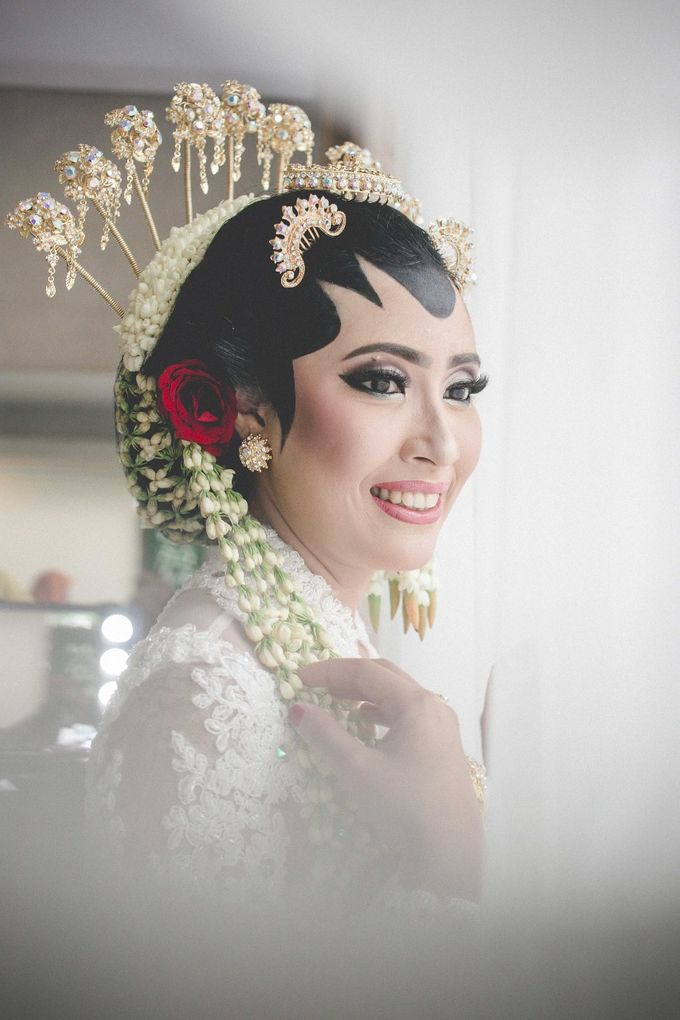 Wedding of Adisty & Gregory by Azila Villa - 003
