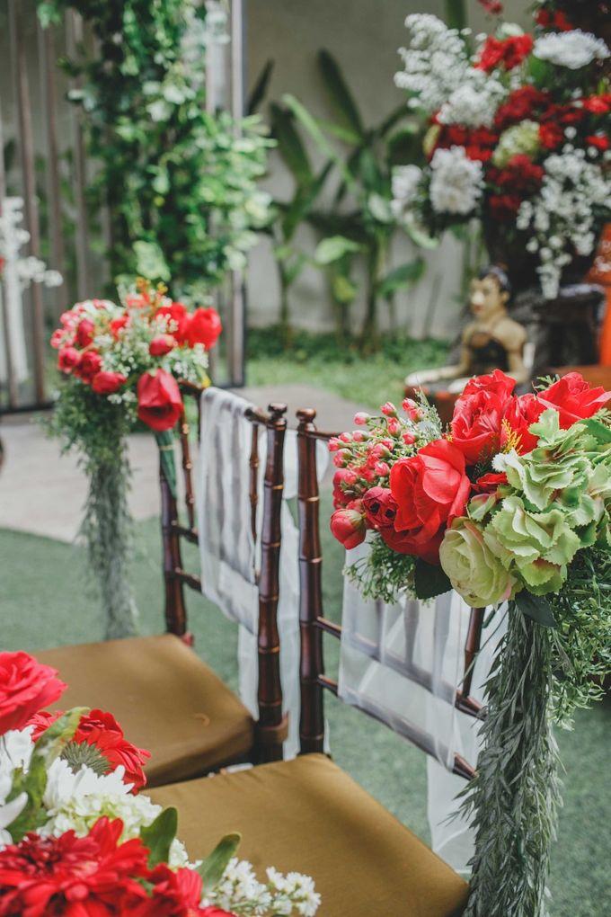 Wedding of Adisty & Gregory by Azila Villa - 004