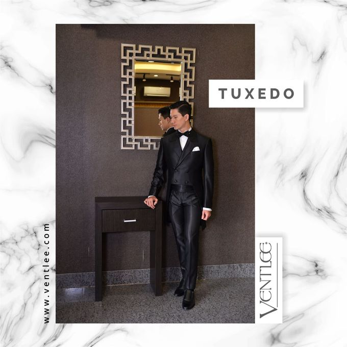 Tuxedo By Ventlee Groom Centre by Ventlee Groom Centre - 008