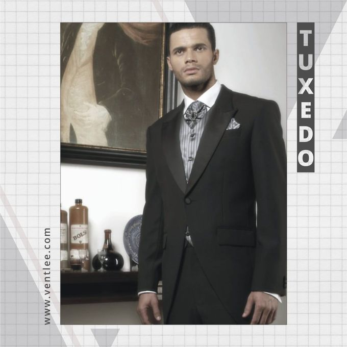 Tuxedo By Ventlee Groom Centre by Ventlee Groom Centre - 002