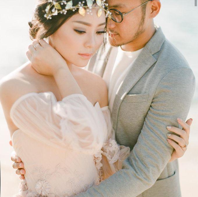 Prewed Dodo & Monica by Priceless Wedding Planner & Organizer - 012